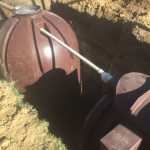 Septic Tanks and French drains